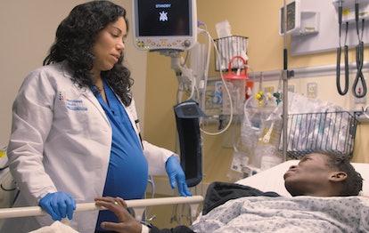 DR. MIRTHA MACRI in 'LENOX HILL' via Netflix Media press site