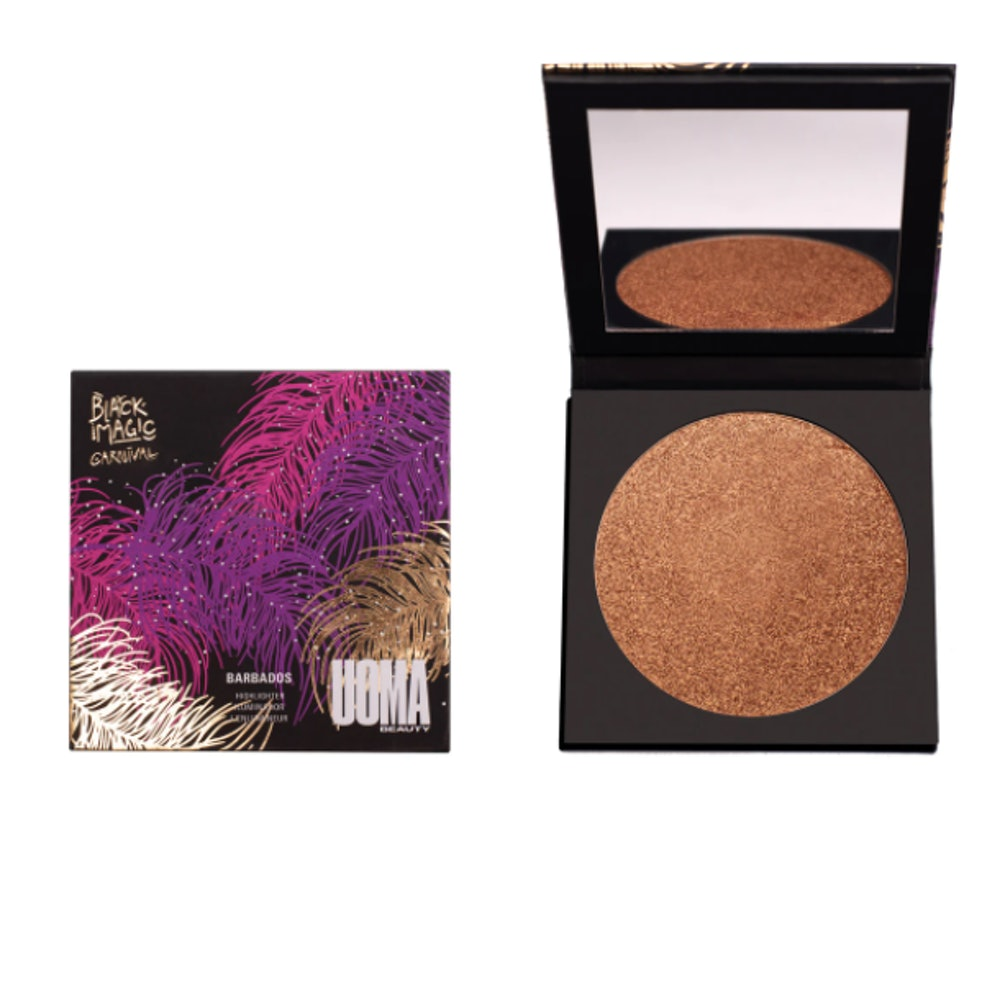 Uoma Beauty Black Magic Carnival Bronzing Highlighter