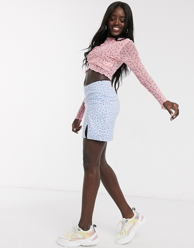 Mini skirts out of fashion The Best Mini Skirts To Wear Through Summer 2020