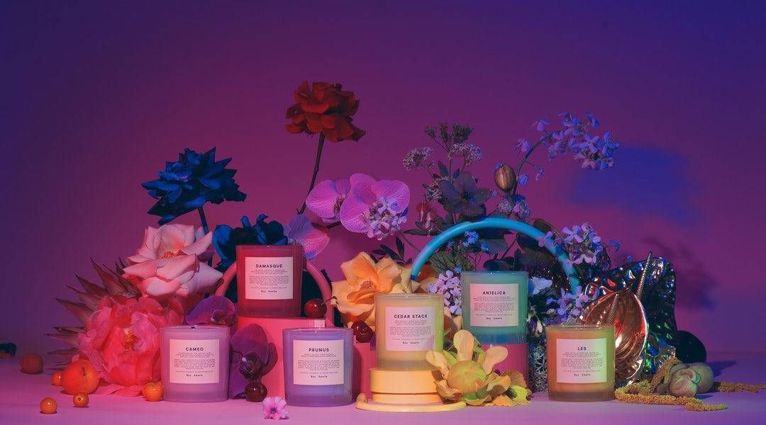 Boy Smells released a new PRIDE line just in time for Pride Month.