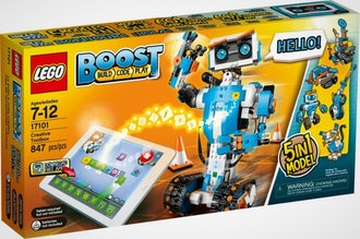 Lego Boost Creative Toolbox Building Set