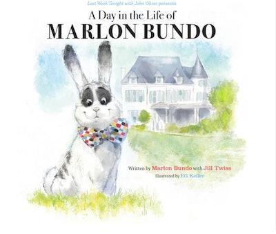 'A Day In The Life Of Marlon Bundo' By Jill Twiss