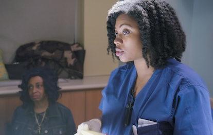 DR. AMANDA LITTLE-RICHARDSON in episode 107 of 'LENOX HILL' via Netflix Media press site