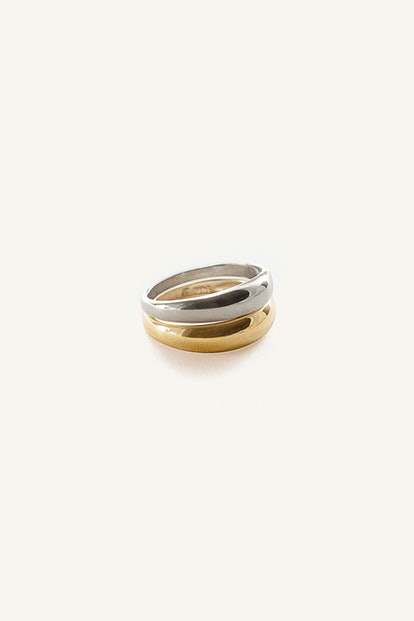 Double Dare to Love Ring