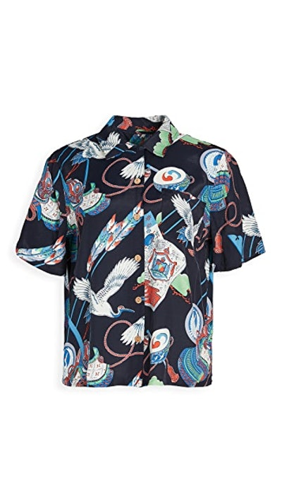 50's Hawaiian Shirt
