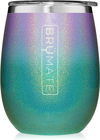 BrüMate Uncork'd Wine Glass Tumbler
