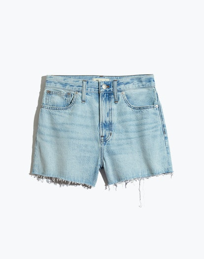 The Perfect Jean Short in Millman Wash