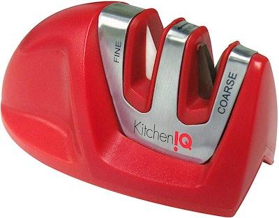 Kitchen IQ Edge Grip 2-Stage Knife Sharpener