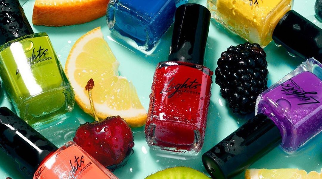 Lights Lacquer's newest collection is inspired by the fruity colors and flavors of summer.