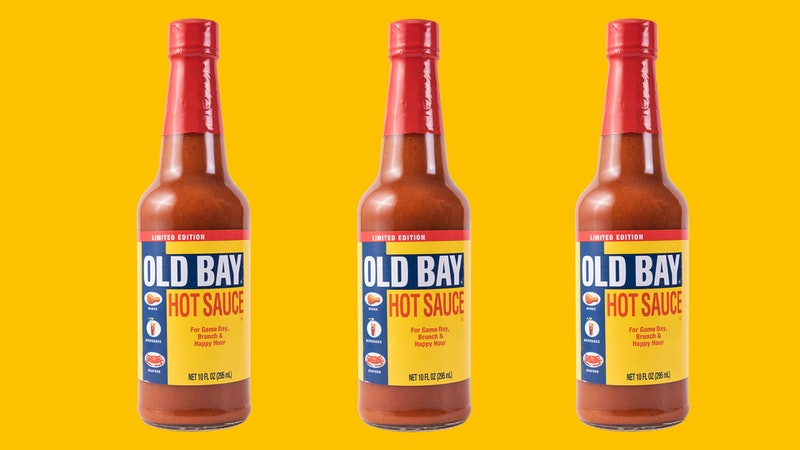 Old Bay Hot Sauce is back for a limited time.
