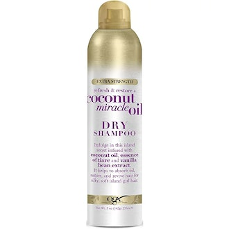 Coconut Miracle Oil Dry Shampoo