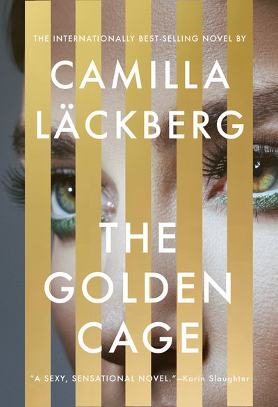 'The Golden Cage' by Camilla Läckberg