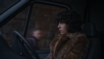 Scarlett Johansson stars in 'Under the Skin,' a 2013 science fiction thriller about an alien who preys upon men for mysterious reasons.