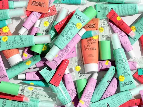 Everyday Humans' new Rosé S'il Vous Plait SPF30 Gentle Mineral Sunscreen.