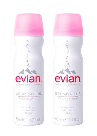 Evian Facial Spray, Travel Size (2-Pack)