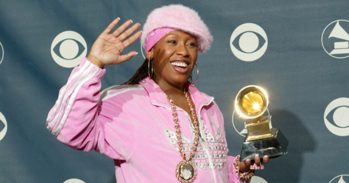 Looking Back At Missy Elliott's Best Fashion Moments Since The '90s