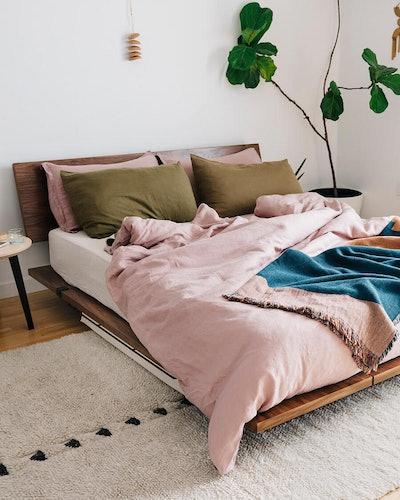 The Platform Bed