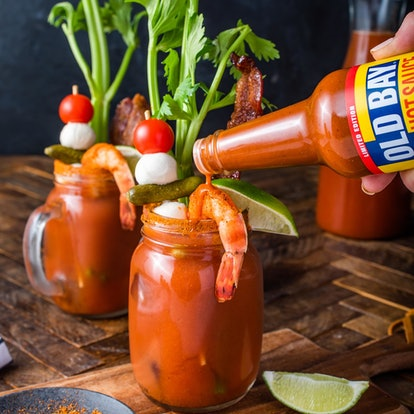 Old Bay Hot Sauce is back in stock again.