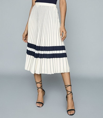 Annabelle Pleated Skirt