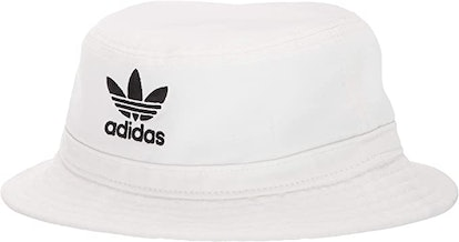 Womens Washed Bucket Hat