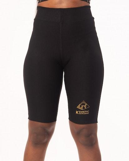 Goddess Biker Shorts