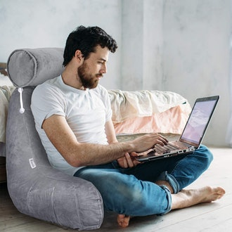 Vekkia Premium Back Support Pillow