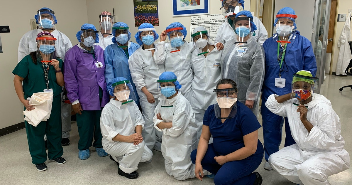 Inside the Reddit group making 3D-printed face shields for healthcare workers