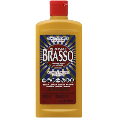Brasso Metal Polish (8 Ounces)