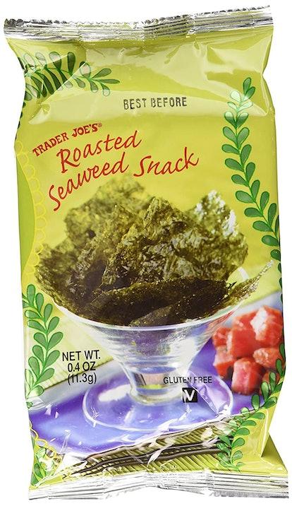 Trader Joe's Roasted Seaweed Snack (12 Pack)