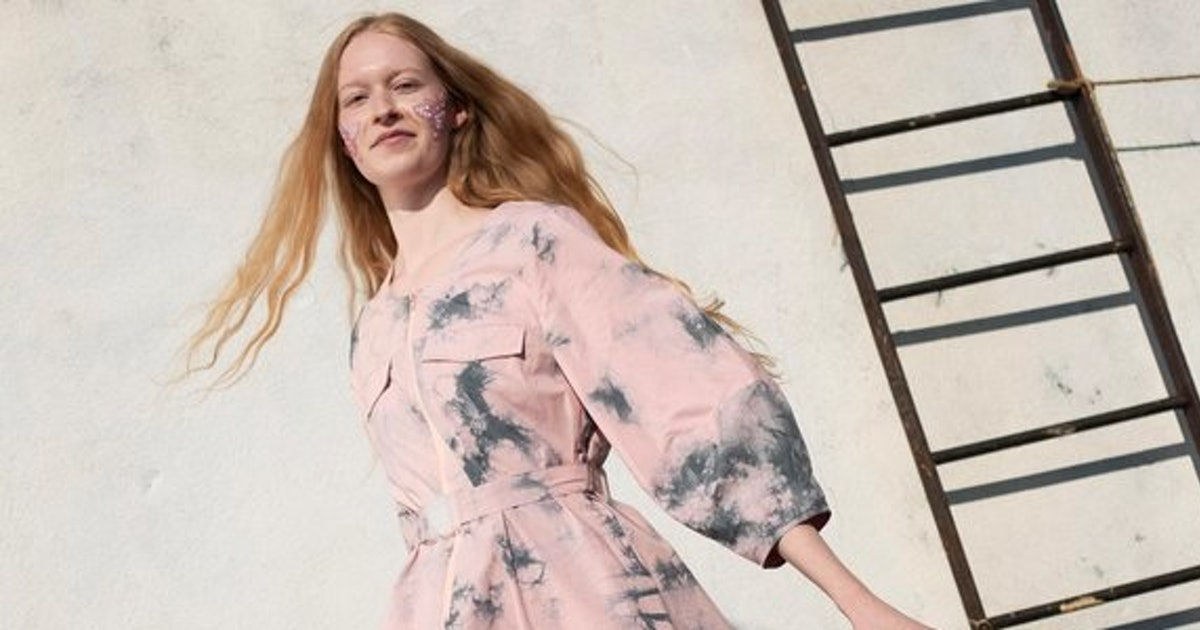 It's Time To Swap Your Tie-Dye Sweats For Tie-Dye Dresses This Summer