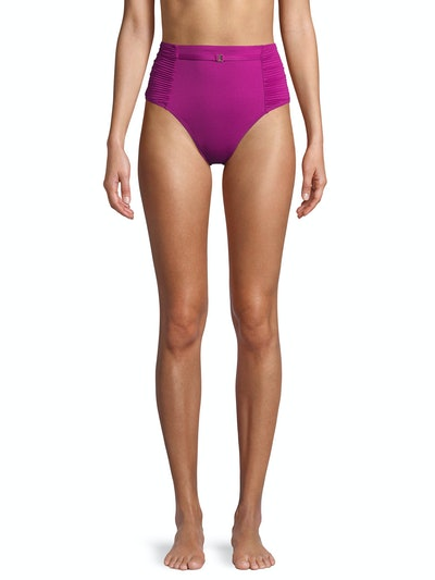 Capri Cruise High Waist Swimsuit Bottom