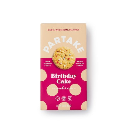 Crunchy Birthday Cake Cookies (3 Boxes)