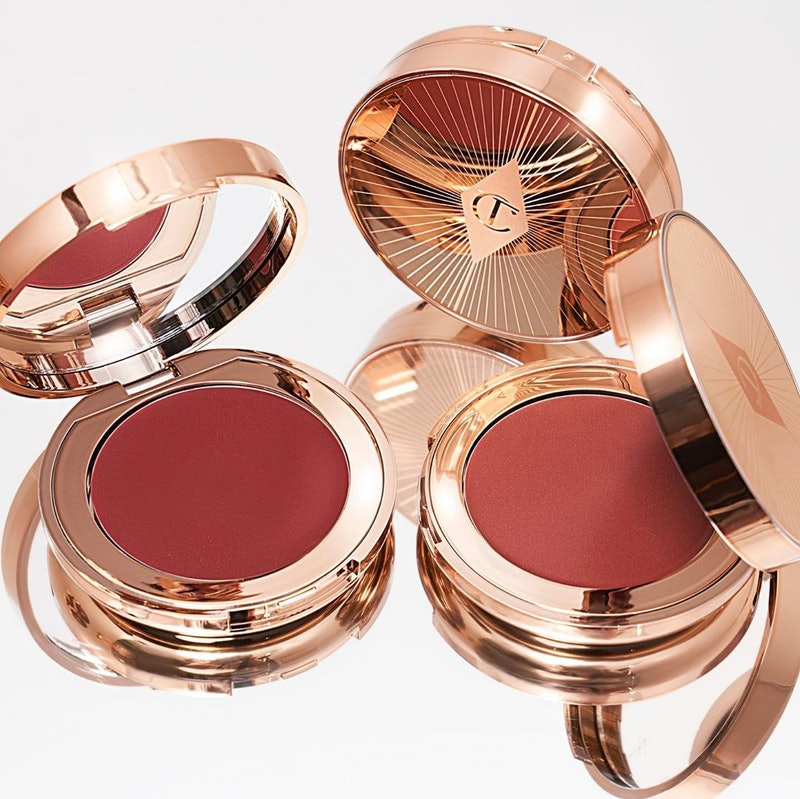 Charlotte Tilbury's new Pillow Talk Lip & Cheek Glow is the two-in-one product your summer makeup routine didn't know it needed