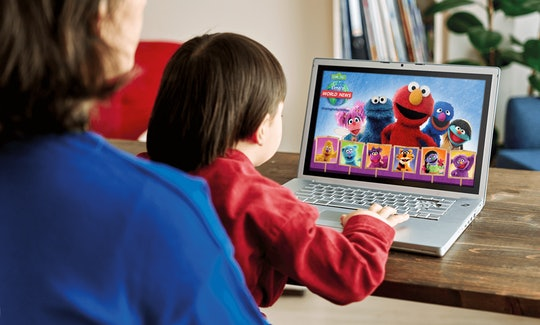 'Elmo's World News' helps kids with big emotions.