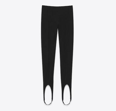 High-Rise Stirrup Leggings