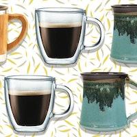 8 unique coffee mugs