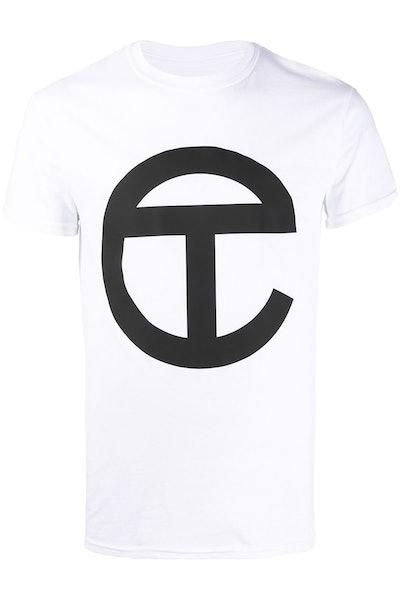Telfar White Basic T-Shirt