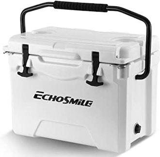 EchoSmile Roto-Molded Cooler (25-Quart)