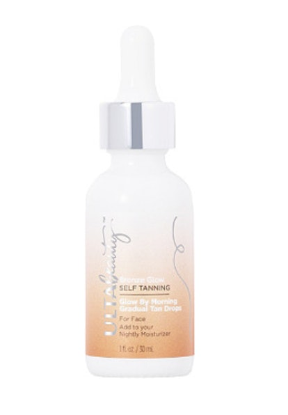 Bronze Glow Self Tanning Glow by Morning Gradual Tan Drops