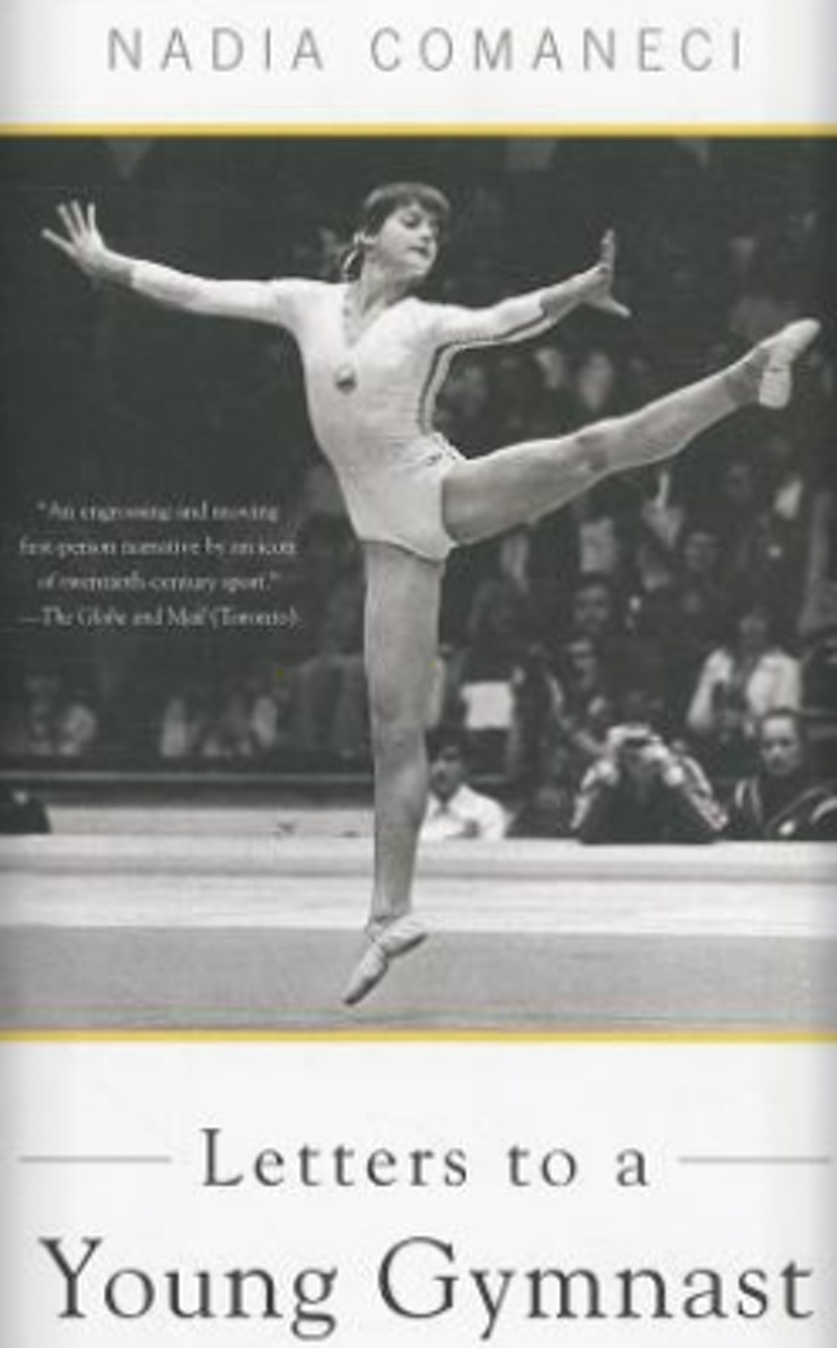 'Letters To A Young Gymnast'