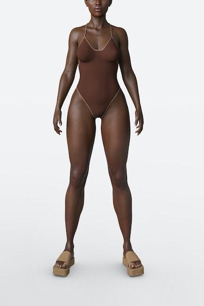 Hanifa Eboni Bodysuit