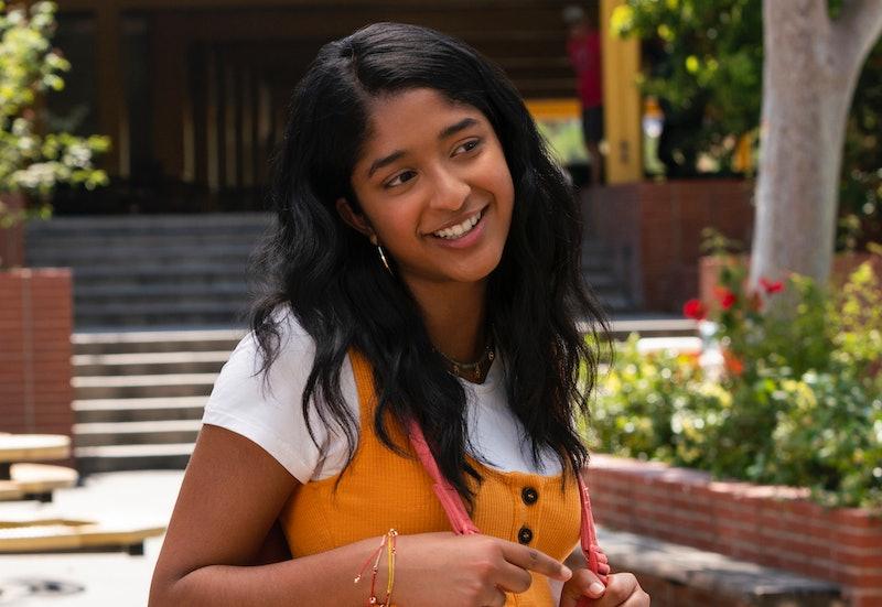 Maitreyi Ramakrishnan wants Mindy Kaling in Never Have I Ever Season 2