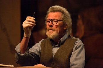 Michael Parks Tusk