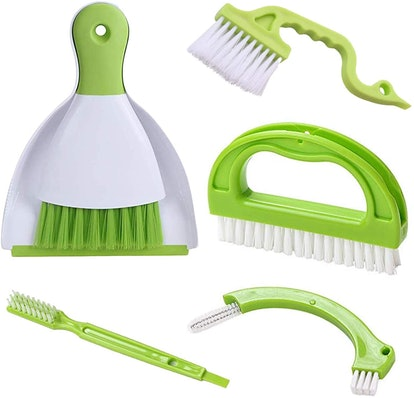 LeeLoon Hand-Held Cleaning Tools Set (6 Pieces)