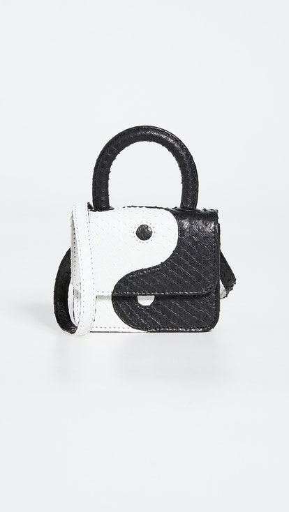 Micro Mini Top Handle Bag