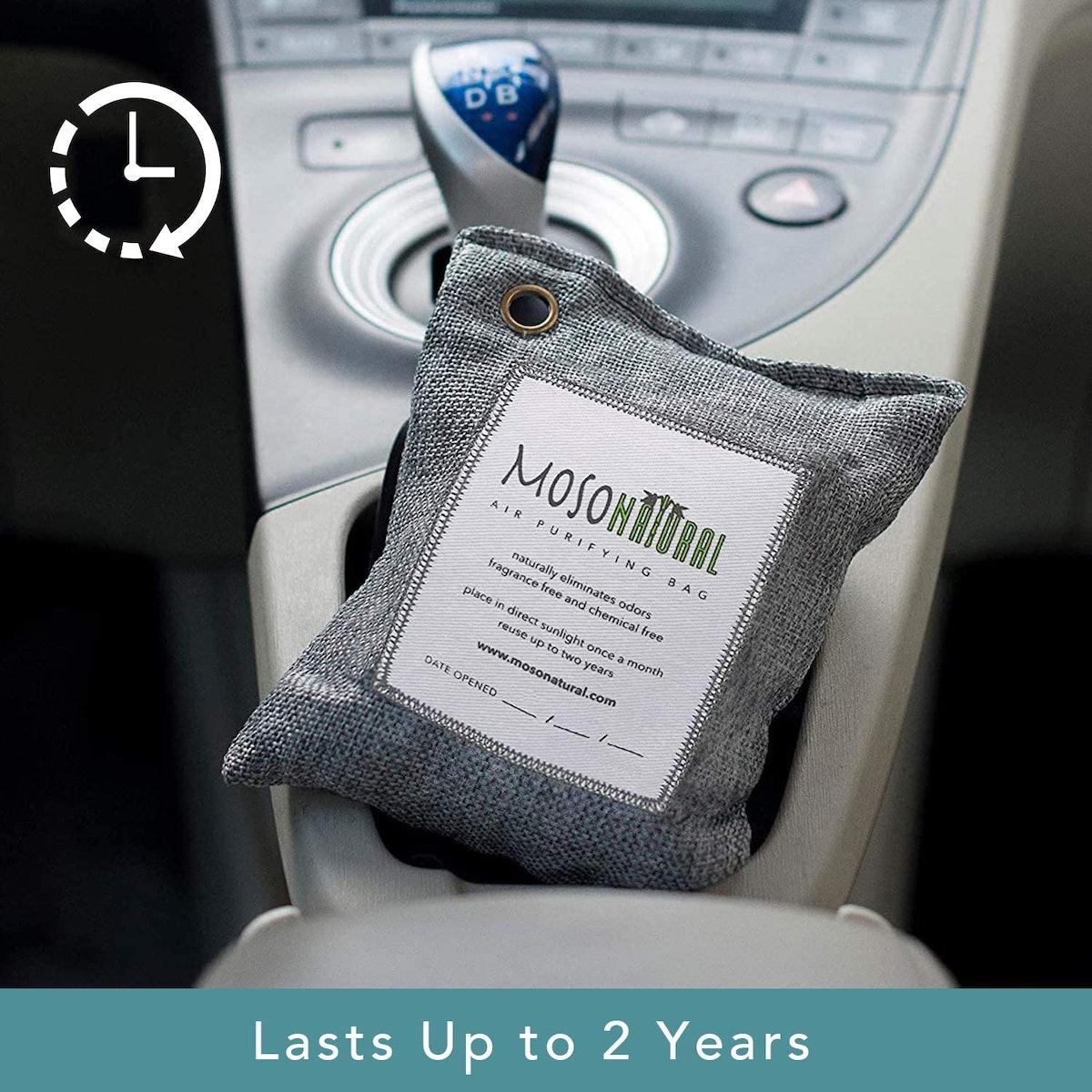 MOSO NATURAL Air Purifying Bag (3-Pack)