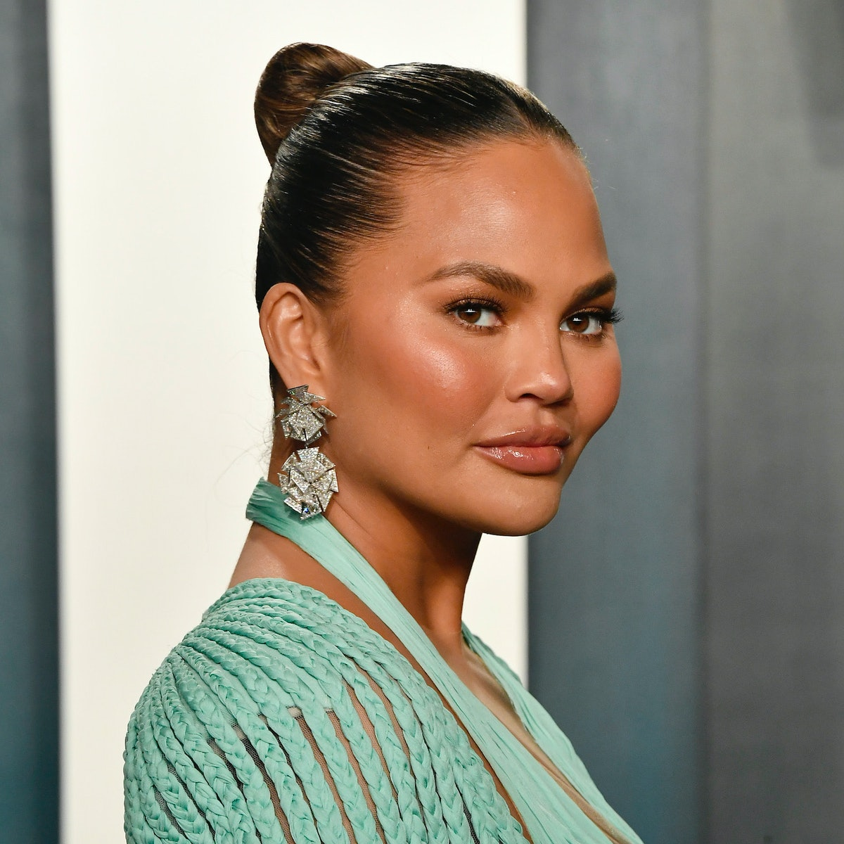 Chrissy Teigen joined a boycott against Goya Foods after the CEO praised President Trump.