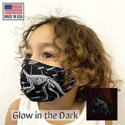 Cotton Kids Face Mask