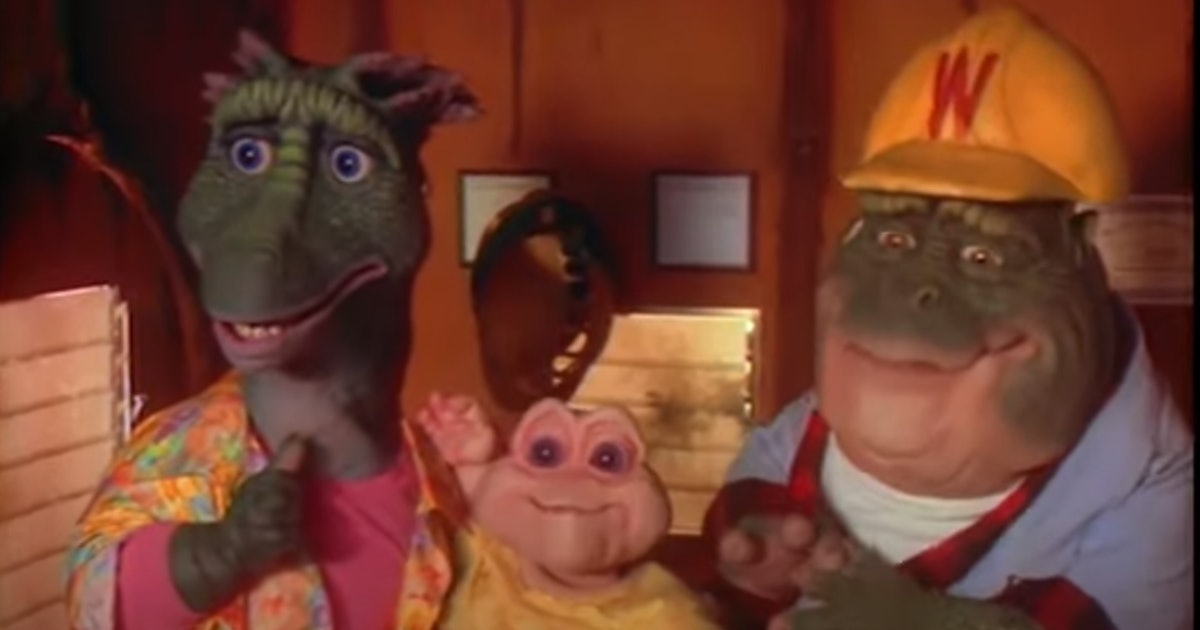 90s Classic 'Dinosaurs' Is Reportedly Making Its Way To Disney+