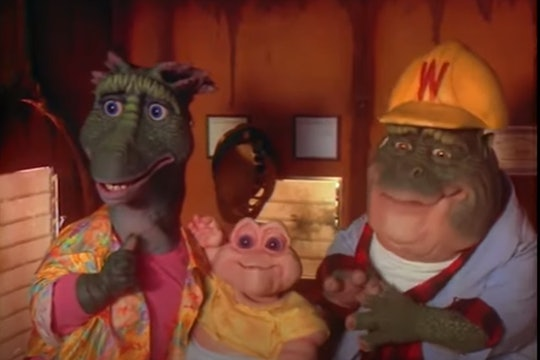'Dinosaurs' is reportedly coming to Disney+